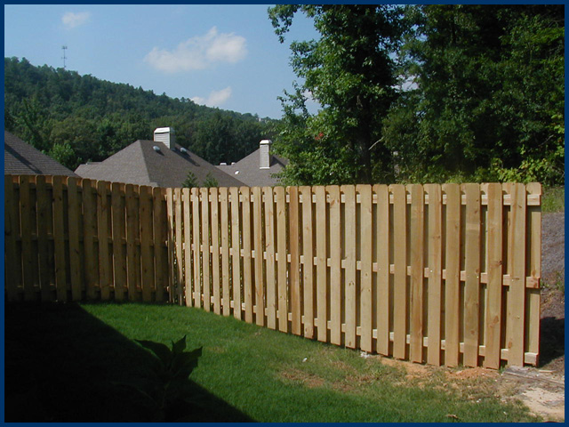 Fence Gallery Residential Fencing O Jay Fence Company